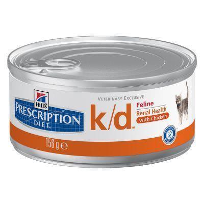 57813_PLA_rgb_Hill_s_Prescription_Diet_Feline_Dose_kd_mit_Huhn_156g_5