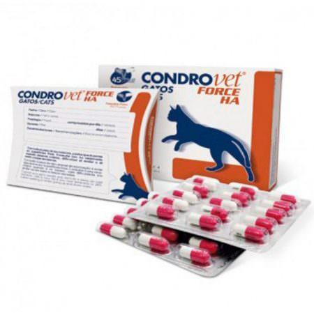 condrovet-force-ha-45-comprimidos-bioiberica